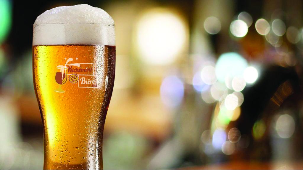 Une bière offerte pour les 20 ans de Richement Bière