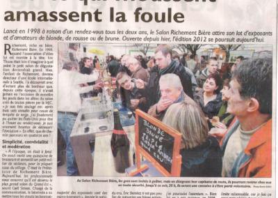 10 RL 22 janvier 2012